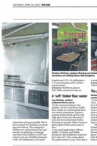 The Age: Domain Renovation - April 16, 2011