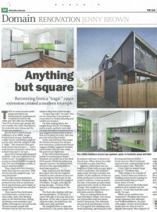 The Age: Domain Renovation - October 29, 2011
