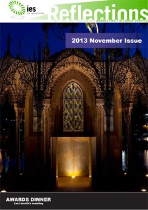 IES Reflections: The Lighting Society - November 2013