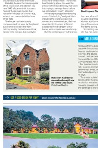 The Age: Domain Renovation & Decoration - March 29, 2014