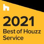 2021 - Best of Houzz Service